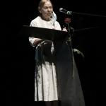 Foto Nicoloro G.   14/06/2021   Milano     Edizione 2021 de La Milanesiana con una serata dedicata alla figura del regista Giorgio Strehler a 100 anni dalla nascita. nella foto la scrittrice e poetessa ungherese Edith Bruck.