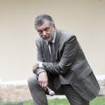 Foto Nicoloro G.   04/09/2021   Ravenna   Apertura ufficiale del Festival Dante 2021 nell' ambito delle Celebrazioni del 700° anniversario della morte del Sommo Poeta. nella foto Domenico De Martino direttore artistico Dante 2021.