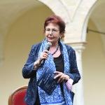 Foto Nicoloro G.   04/09/2021   Ravenna   Apertura ufficiale del Festival Dante 2021 nell' ambito delle Celebrazioni del 700° anniversario della morte del Sommo Poeta. nella foto l' assessora alla Cultura Elsa Signorino.