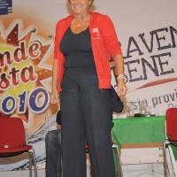 Foto Nicoloro G. 12/09/2010 Ravenna Nell' ambito della Festa Provinciale del PD incontro e dibattito con Susanna Camusso. nella foto Susanna Camusso