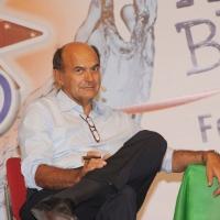 Foto Nicoloro G. 27/08/2010 Ravenna Nell' ambito della Festa Provinciale del PD incontro e dibattito con Pier Luigi Bersani. nella foto Pier Luigi Bersani
