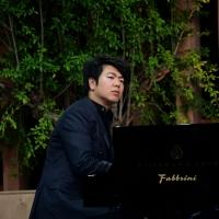 Foto Nicoloro G  29/06/2015  Milano    Esibizione pomeridiana del grande pianista cinese Lang Lang, ambasciatore di Expo 2015. nella foto il pianista Lang Lang.