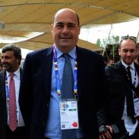Foto Nicoloro G.   05/05/2015  Milano    Expo Milano 2015, l' Esposizione Internazionale che l'Italia ospiterà dal primo Maggio al 31 Ottobre 2015. nella foto il governatore del Lazio Nicola Zingaretti.