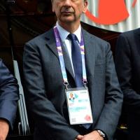 Foto Nicoloro G.   05/05/2015  Milano    Expo Milano 2015, l' Esposizione Internazionale che l'Italia ospiterà dal primo Maggio al 31 Ottobre 2015. nella foto il commissario unico per Expo Giuseppe Sala.