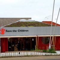 Foto Nicoloro G.   05/05/2015    Milano   Expo Milano 2015 si apre al mondo e si mette in mostra. nella foto lo stand di Save the Cildren.