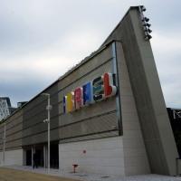 Foto Nicoloro G.   05/05/2015    Milano   Expo Milano 2015 si apre al mondo e si mette in mostra. nella foto il padiglione di Israele.