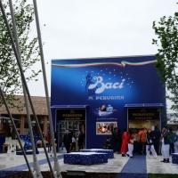 Foto Nicoloro G.   05/05/2015    Milano   Expo Milano 2015 si apre al mondo e si mette in mostra. nella foto lo stand della Perugina.