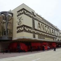 Foto Nicoloro G.   05/05/2015    Milano   Expo Milano 2015 si apre al mondo e si mette in mostra. nella foto il padiglione dell' Angola.