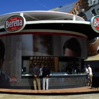 Foto Nicoloro G.   05/05/2015    Milano   Expo Milano 2015 si apre al mondo e si mette in mostra. nella foto lo stand Beretta.
