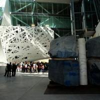 Foto Nicoloro G.   05/05/2015    Milano   Expo Milano 2015 si apre al mondo e si mette in mostra. nella foto l' interno del Palazzo Italia.