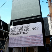 Foto Nicoloro G.   05/05/2015    Milano   Expo Milano 2015 si apre al mondo e si mette in mostra. nella foto lo stand della Granarolo.