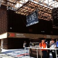 Foto Nicoloro G.   05/05/2015    Milano   Expo Milano 2015 si apre al mondo e si mette in mostra. nella foto il padiglione di Timor Est.