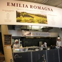Foto Nicoloro G.   05/05/2015    Milano   Expo Milano 2015 si apre al mondo e si mette in mostra. nella foto lo stand dell' Emilia-Romagna.