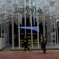 Foto Nicoloro G.   05/05/2015    Milano   Expo Milano 2015 si apre al mondo e si mette in mostra. nella foto lo stand dell' Irpinia.