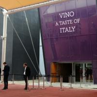 Foto Nicoloro G.   05/05/2015    Milano   Expo Milano 2015 si apre al mondo e si mette in mostra. nella foto il padiglione dei Vini italiani.