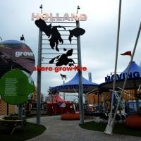 Foto Nicoloro G.   05/05/2015    Milano   Expo Milano 2015 si apre al mondo e si mette in mostra. nella foto l' ingresso al padiglione dell' Olanda.