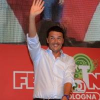 Foto Nicoloro G. 02/09/2013 Bologna Festa del PD di Bologna con l' intervento del sindaco di Firenze Matteo Renzi. nella foto Matteo Renzi