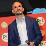 Foto Nicoloro G.   23/08/2019   Ravenna   Serata di apertura della Festa Nazionale dell' Unita'. nella foto Paolo Calvano, consigliere provinciale PD.