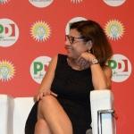 Foto Nicoloro G.   30/08/2019   Ravenna    Festa Nazionale dell' Unita'. nella foto la vicesegretaria del PD Paola De Micheli.