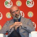 Foto Nicoloro G.   25/08/2019   Ravenna   Festa Nazionale dell' Unita'. nella foto Stefano Bonaccini, governatore dell' Emilia-Romagna.
