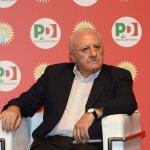Foto Nicoloro G.   25/08/2019   Ravenna   Festa Nazionale dell' Unita'. nella foto Vincenzo De Luca, governatore della Campania.