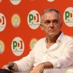 Foto Nicoloro G.   25/08/2019; Ravenna; Festa Nazionale dell' Unita'. nella foto Enrico Rossi; governatore della Toscana.
