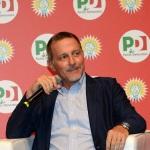 Foto Nicoloro G.   25/08/2019   Ravenna   Festa Nazionale dell' Unita'. nella foto il giornalista Massimo Giannini.