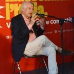 Foto Nicoloro G.   01/09/2019   Ravenna    Festa Nazionale dell' Unita'. nella foto il giornalista Ferruccio de Bortoli.