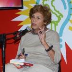 Foto Nicoloro G.   01/09/2019   Ravenna    Festa Nazionale dell' Unita'. nella foto la giornalista e scrittrice Luciana Castellina.