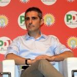 Foto Nicoloro G.   01/09/2019   Ravenna    Festa Nazionale dell' Unita'. nella foto il sindaco di Parma Federico Pizzarotti.
