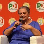 Foto Nicoloro G.   01/09/2019   Ravenna    Festa Nazionale dell' Unita'. nella foto la sindaca di Ancona Valeria Mancinelli.