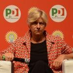 Foto Nicoloro G.   01/09/2019   Ravenna    Festa Nazionale dell' Unita'. nella foto l' ex ministro Roberta Pinotti.