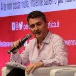 Foto Nicoloro G.   01/09/2019   Ravenna    Festa Nazionale dell' Unita'. nella foto Alessandro Nobili.