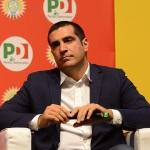 Foto Nicoloro G.   01/09/2019   Ravenna    Festa Nazionale dell' Unita'. nella foto il sindaco di Ravenna Michele De Pascale.