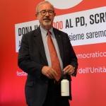 Foto Nicoloro G.   03/09/2019   Ravenna    Festa Nazionale dell' Unita'. nella foto il segretario generale UiL Carmelo Barbagallo.