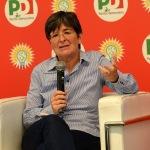 Foto Nicoloro G.   03/09/2019   Ravenna    Festa Nazionale dell' Unita'. nella foto l' economista Maria cecilia Guerra.