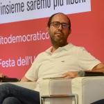 Foto Nicoloro G.   03/09/2019   Ravenna    Festa Nazionale dell' Unita'. nella foto l' economista Tommaso Nannicini.