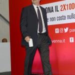 Foto Nicoloro G.   03/09/2019   Ravenna    Festa Nazionale dell' Unita'. nella foto l' onorevole del PD Emanuele Fiano