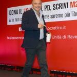 Foto Nicoloro G.   03/09/2019   Ravenna    Festa Nazionale dell' Unita'. nella foto il magistrato Nicola Gratteri.