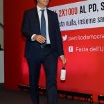 Foto Nicoloro G.   03/09/2019   Ravenna    Festa Nazionale dell' Unita'. nella foto il magistrato Raffaele Cantone.
