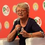 Foto Nicoloro G.   05/09/2019   Ravenna    Festa Nazionale dell' Unita'. nella foto Anna Maria Furlan, segretaria generale della Cisl.