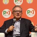Foto Nicoloro G.   05/09/2019   Ravenna    Festa Nazionale dell' Unita'. nella foto il giornalista Antonio Di Bella.