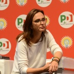 Foto Nicoloro G.   05/09/2019   Ravenna    Festa Nazionale dell' Unita'. nella foto la deputata PD Lia Quartapelle.