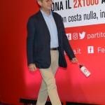 Foto Nicoloro G.   06/09/2019   Ravenna    Festa Nazionale dell' Unita'. nella foto Sergio Lo Giudice, ex presidente nazionale Arcigay.