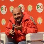 Foto Nicoloro G.   06/09/2019   Ravenna    Festa Nazionale dell' Unita'. nella foto Patrizio Gonnella, giurista e presidente dell' Associazione Antigone.