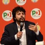 Foto Nicoloro G.   06/09/2019   Ravenna    Festa Nazionale dell' Unita'. nella foto Brando Bonifei, capodelegazione del PD al Parlamento europeo.