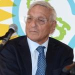 Foto Nicoloro G.   07/09/2019   Ravenna    Festa Nazionale dell' Unita'. nella foto il saggista e politico repubblicano Giorgio La Malfa.