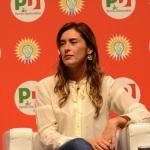 Foto Nicoloro G.   07/09/2019   Ravenna    Festa Nazionale dell' Unita'. nella foto la deputata del PD Maria Elena Boschi.