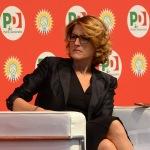 Foto Nicoloro G.   04/09/2019   Ravenna    Festa Nazionale dell' Unita'. nella foto la giornalista Conchita Sannino.
