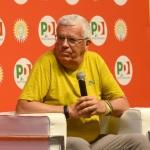 Foto Nicoloro G.   04/09/2019   Ravenna    Festa Nazionale dell' Unita'. nella foto il giornalista Toni Mira, caporedattore di Avvenire.